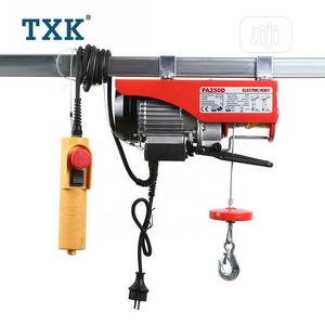 Electric Wire Hoist Lifting Crane Product Code: 4683287 | Manufacturing Equipment for sale in Lagos State, Lagos Island (Eko)