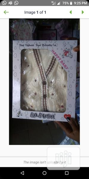 Newborn Baby Cardigan Set | Children's Clothing for sale in Lagos State, Agege