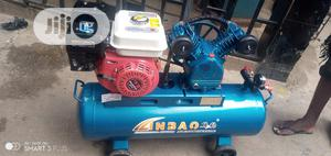 Air Compressor With Engine | Manufacturing Equipment for sale in Lagos State, Ojo