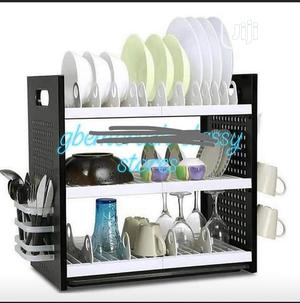 3 Layer Quality Plate Rack   Kitchen & Dining for sale in Lagos State, Lagos Island (Eko)
