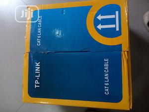 Tp-link Cat6 Tp-link Outdoor/Indoor Lan Cable - 305m | Accessories & Supplies for Electronics for sale in Lagos State, Ikeja