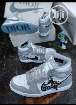Nike Dior Air Sneakers   Shoes for sale in Lagos State, Surulere