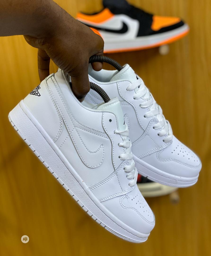 Archive: Nike Air Jordan 1 Low Sneakers White
