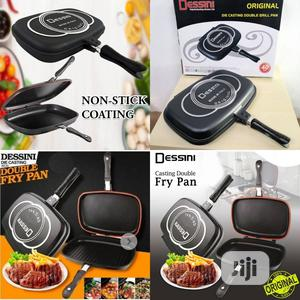 Dessini Non Stick Double Sided Grill Pan 40cm | Kitchen & Dining for sale in Lagos State, Lagos Island (Eko)