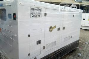 200kva Perkins Sound Proof Diesel Generator | Electrical Equipment for sale in Lagos State, Ojo