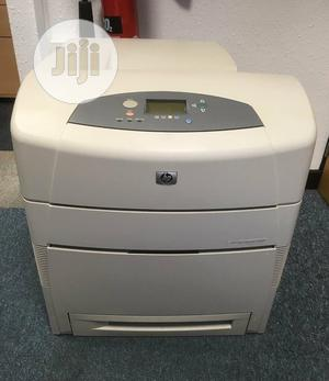 HP 5550 A3 Colour Laserjet Printer | Printers & Scanners for sale in Lagos State, Ikeja