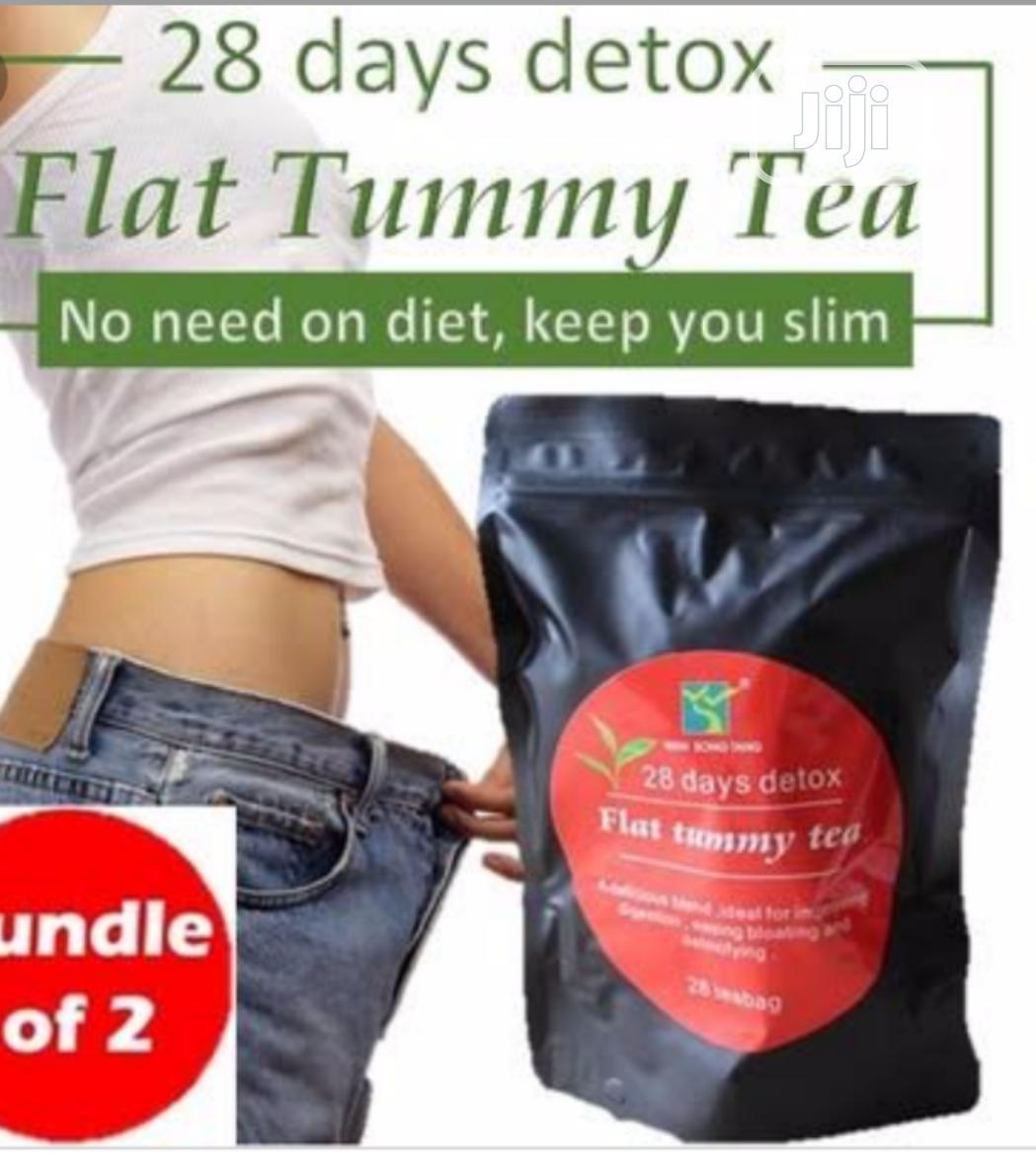 28days Detox Flat Tummy Tea