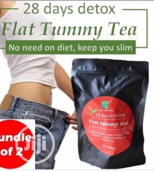 28days Detox Flat Tummy Tea | Vitamins & Supplements for sale in Oyo State, Ibadan