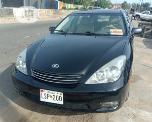 Lexus ES 2003 Black | Cars for sale in Lagos State, Amuwo-Odofin