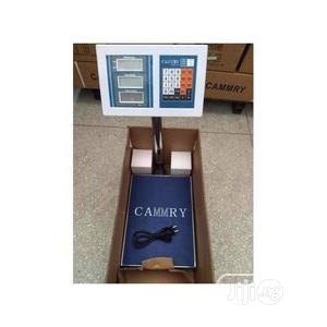 Camry Digital Platform Scale Cammry-300kg | Store Equipment for sale in Lagos State, Lagos Island (Eko)