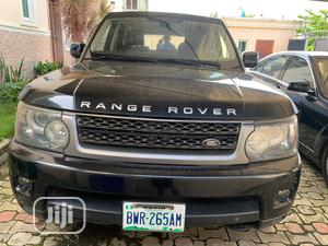 Land Rover Range Rover Sport 2010 HSE 4x4 (5.0L 8cyl 6A) Black | Cars for sale in Lagos State, Lagos Island (Eko)