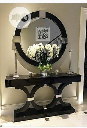 Contemporary Console Table With Mirror | Home Accessories for sale in Lagos State, Lekki