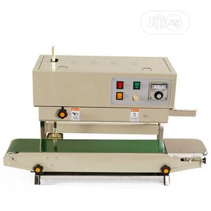 Continuous Band Sealing Machine | Manufacturing Equipment for sale in Lagos State, Ojo