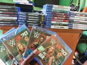 Ps4 Wwe2k20 | Video Games for sale in Oyo State, Ibadan