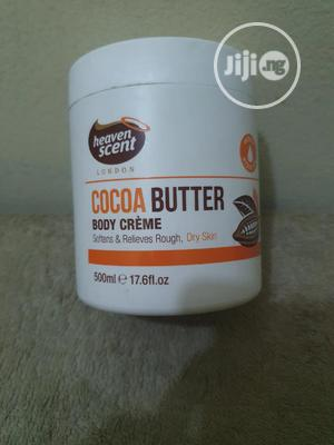 Heaven Scent Cocoa Butter Cream | Bath & Body for sale in Lagos State, Oshodi