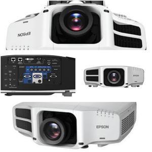 Powerful Epson Pro G7000W WXGA 3LCD Projector 6500 Lumens | TV & DVD Equipment for sale in Lagos State, Ilupeju