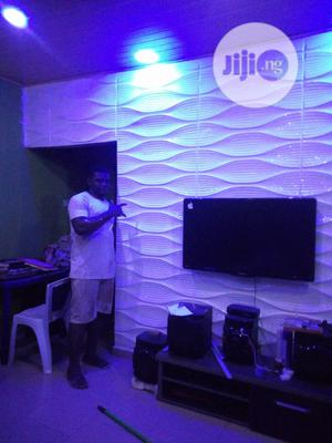 3d Wall Panels Installation   Building & Trades Services for sale in Lagos State, Ikorodu