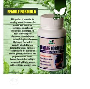 Edible Herbs Female Formula for Infertility Issues | Vitamins & Supplements for sale in Lagos State, Agege