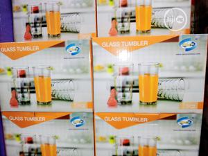 3pcs Glass Cups | Kitchen & Dining for sale in Lagos State, Lagos Island (Eko)