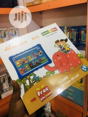 """Wintouch K11 Kid Tablet-dual Sim-10.1"""" -1GB RAM-16GB ROM 
