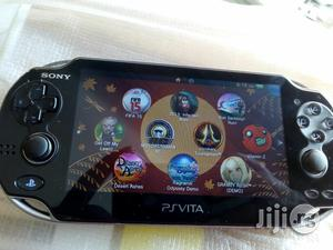 Psvita Wit 4gig Uncharted   Video Game Consoles for sale in Oyo State, Ibadan