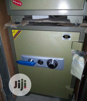 Brand New Imported Fire 🔥 Proof Safe With Security Numbers And Key's | Safetywear & Equipment for sale in Lagos State, Ikoyi