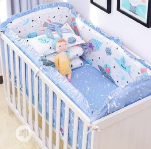 Baby Cot Complete Beddings | Children's Furniture for sale in Lagos State, Victoria Island