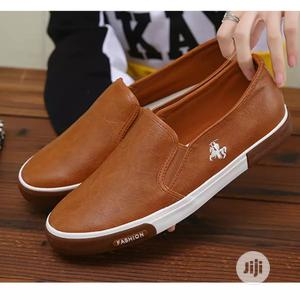 Men Casual Shoes Loafers Breathable Flats Shoes Slip   Shoes for sale in Lagos State, Oshodi