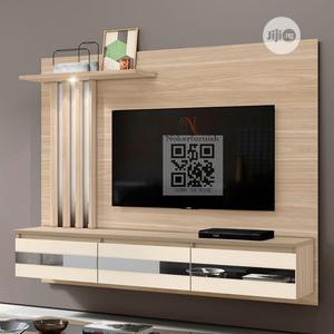Wall Panels TV Stand   Furniture for sale in Lagos State, Magodo