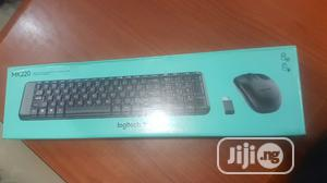 Logitech Wireless Keyboard and Mouse Combo MK220 | Computer Accessories  for sale in Lagos State, Ikeja