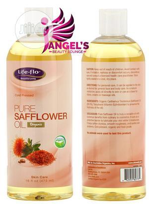 Life-flo Pure Safflower Oil Skin Care 16 Fl Oz (473 Ml)   Skin Care for sale in Lagos State, Ojo