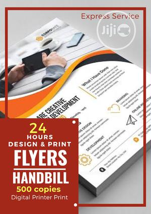 1000 Copies A5 Size of Quality Design Digital Print Flyer   Printing Services for sale in Lagos State, Surulere