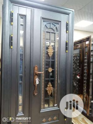Galvanize Copper Door In Door | Doors for sale in Lagos State, Orile
