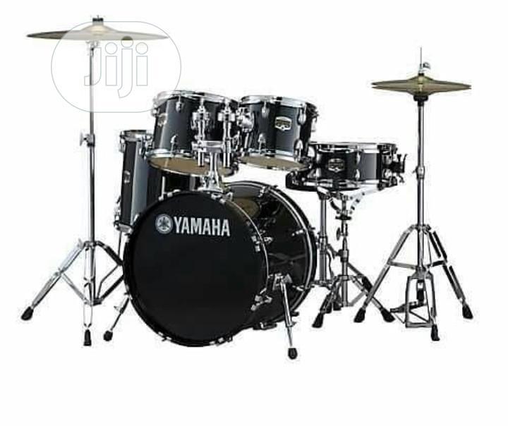 Archive: Quality Yamaha Drum Set 5(5)
