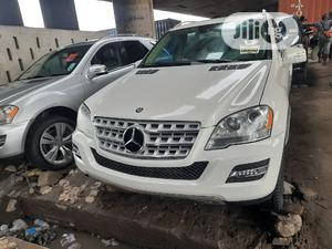 Mercedes-Benz M Class 2011 White   Cars for sale in Lagos State, Apapa
