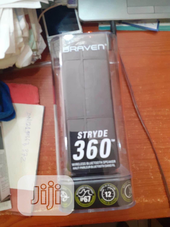 BRAVEN 360