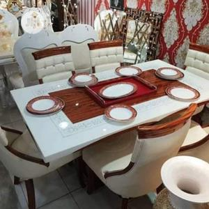 Classic Royal by Six Marble Dining Set   Furniture for sale in Lagos State, Magodo