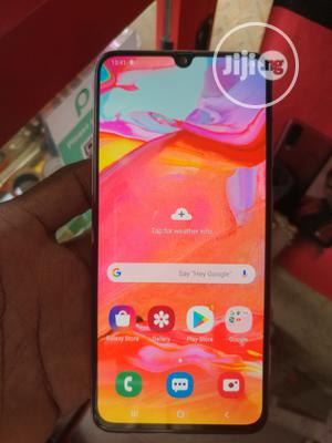 Samsung Galaxy A70 128 GB Blue | Mobile Phones for sale in Lagos State, Ikeja
