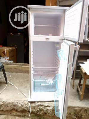 Brand New Technocool 250litter Refrigerator Silver Color External | Kitchen Appliances for sale in Lagos State, Ojo