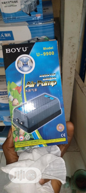 Aquarium And Fish Bowl Oxygen Pump | Pet's Accessories for sale in Surulere, Lagos State, Nigeria