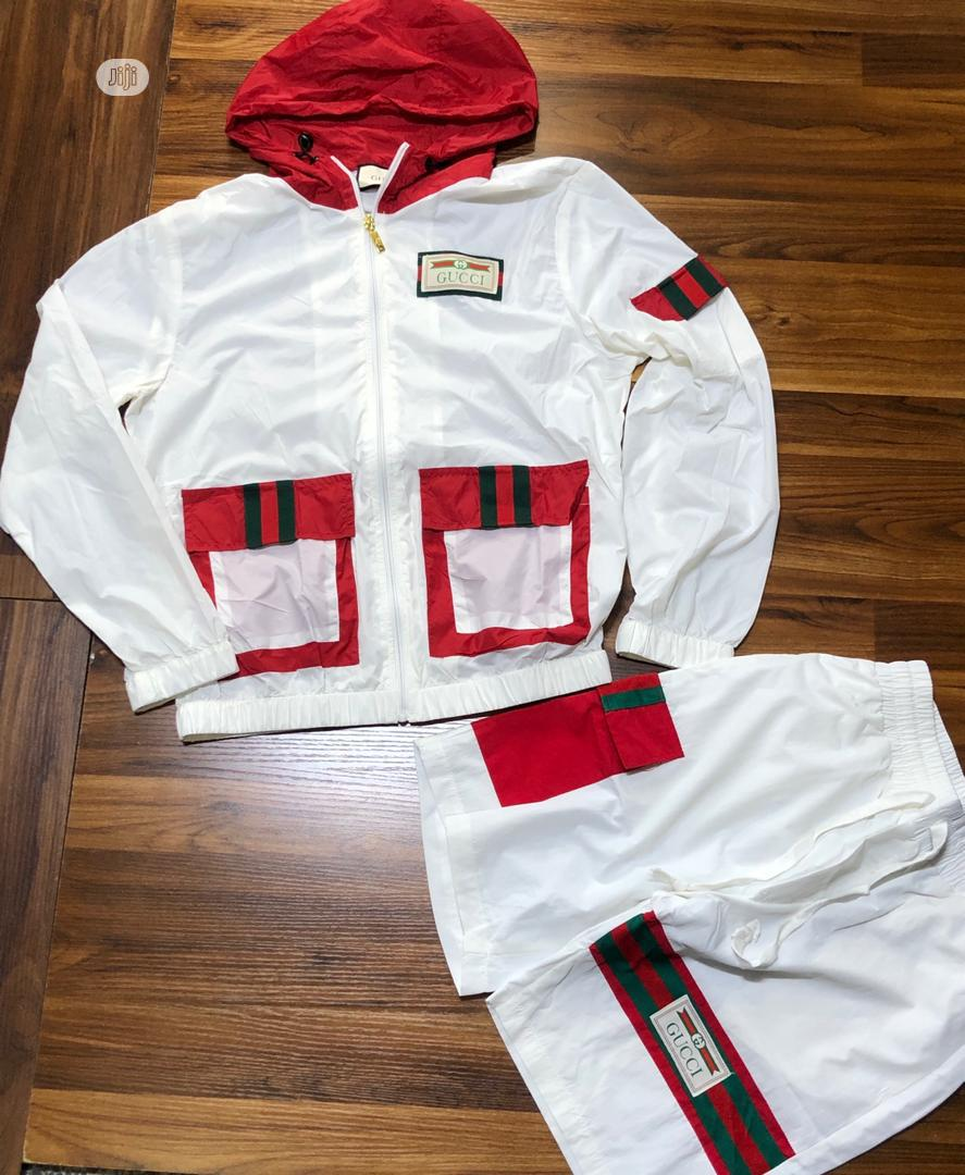 Archive: Authentic Gucci Hoodies Up Down Short