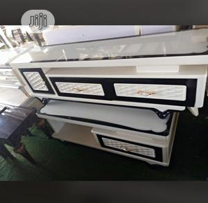 Adjustable Tv Stand And Center Table | Furniture for sale in Lagos State, Ikeja