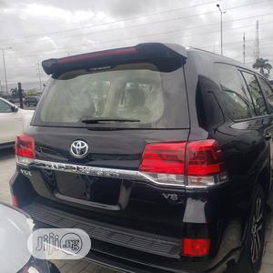 New Toyota Land Cruiser 2019 Black | Cars for sale in Lagos State, Lekki