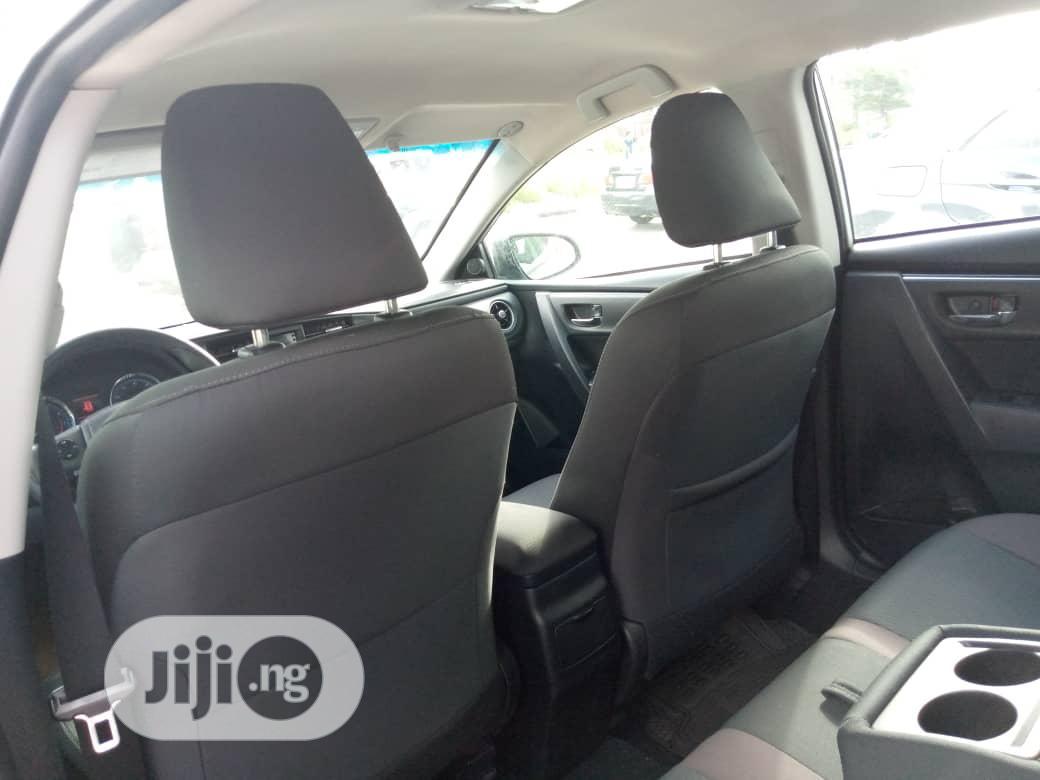 Toyota Corolla 2017 Silver   Cars for sale in Amuwo-Odofin, Lagos State, Nigeria