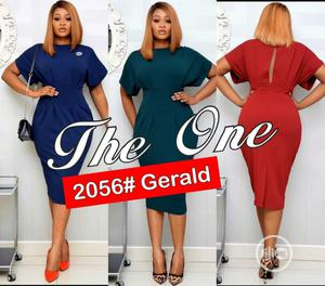Female Fitted Coperate Dress   Clothing for sale in Lagos State, Ikeja