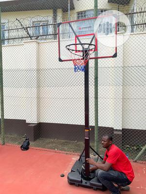 Upright Basketball Stand | Sports Equipment for sale in Lagos State, Ikoyi