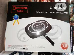 36cm Double Grill Pan | Kitchen & Dining for sale in Lagos State, Lagos Island (Eko)