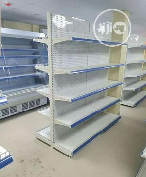 Supermarket Shelf Double Phase | Store Equipment for sale in Lagos State, Ojo