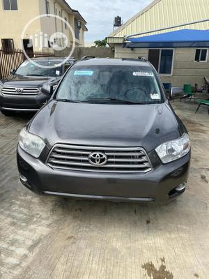 Toyota Highlander 2009 Sport 4x4 Gray   Cars for sale in Oyo State, Ibadan
