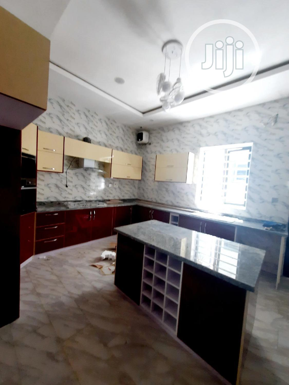Newly Built Luxury 5 Bedroom Fully Detached Duplex With Bq For Sale | Houses & Apartments For Sale for sale in Lekki, Lagos State, Nigeria